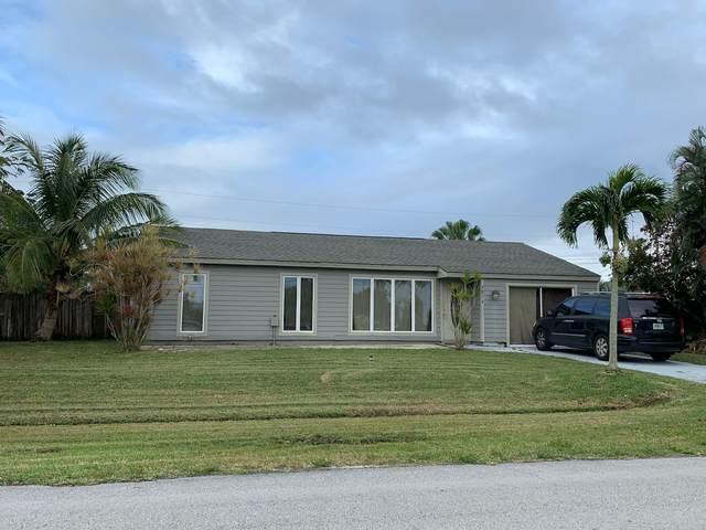 2814 SE Buccaneer Circle SE, Port Saint Lucie, FL 34952 (#RX-10606145) :: Ryan Jennings Group