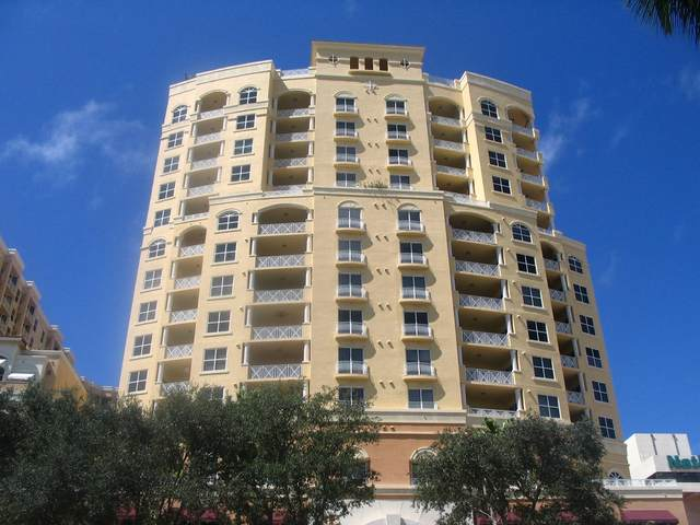 201 S Narcissus Avenue #1401, West Palm Beach, FL 33401 (#RX-10606149) :: Posh Properties