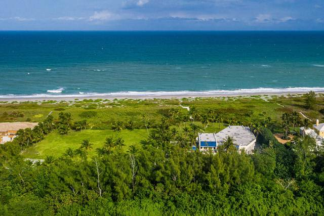481a S Beach Road, Hobe Sound, FL 33455 (#RX-10606151) :: Ryan Jennings Group