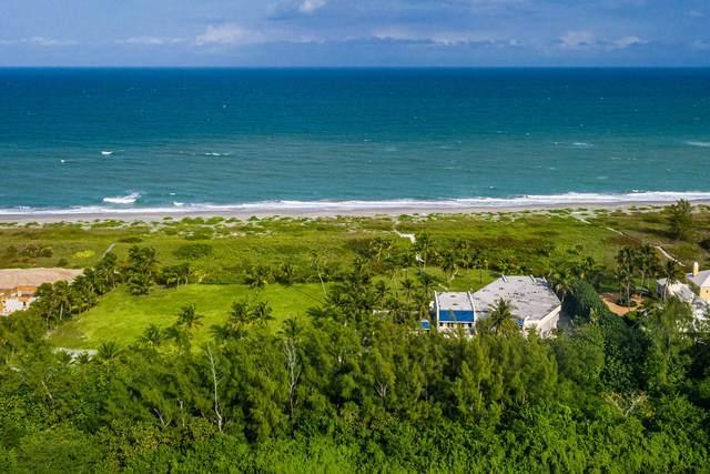 481b S Beach Road, Hobe Sound, FL 33455 (#RX-10606153) :: Ryan Jennings Group