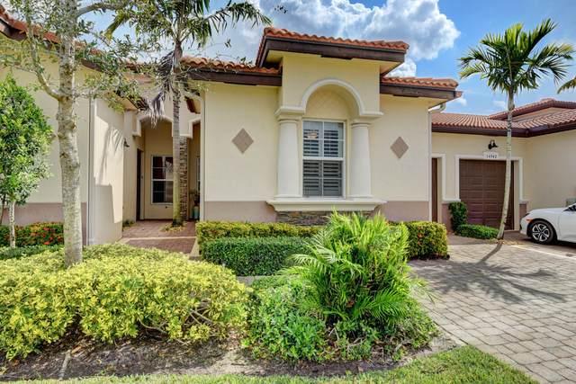 14938 Barletta Way, Delray Beach, FL 33446 (MLS #RX-10606172) :: The Paiz Group