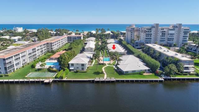 1920 S Ocean Boulevard Villa D, Delray Beach, FL 33483 (#RX-10606177) :: Ryan Jennings Group