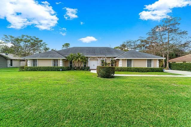 15410 Woodmar Court, Wellington, FL 33414 (#RX-10606200) :: Ryan Jennings Group