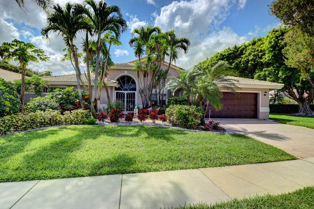 12309 Lakeridge Falls Drive, Boynton Beach, FL 33437 (#RX-10606202) :: Ryan Jennings Group