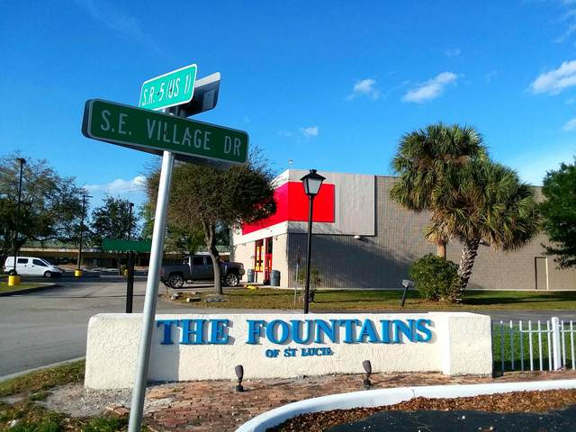 199 SE Village Drive #199, Port Saint Lucie, FL 34952 (#RX-10606209) :: Ryan Jennings Group