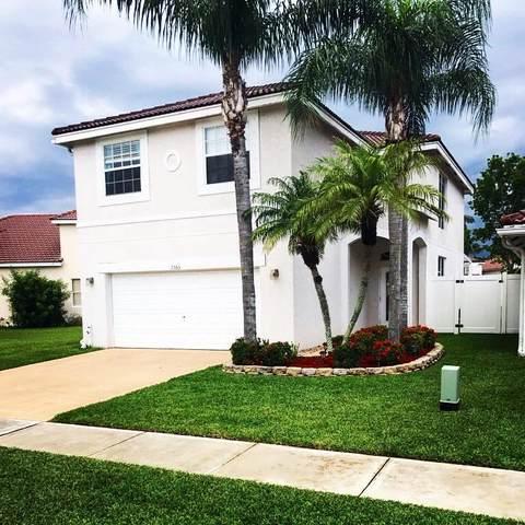 7553 Springfield Lake Drive, Lake Worth, FL 33467 (#RX-10606227) :: Ryan Jennings Group