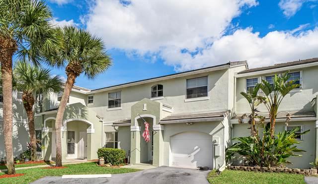 4838 Grapevine Way, Davie, FL 33331 (#RX-10606239) :: Ryan Jennings Group