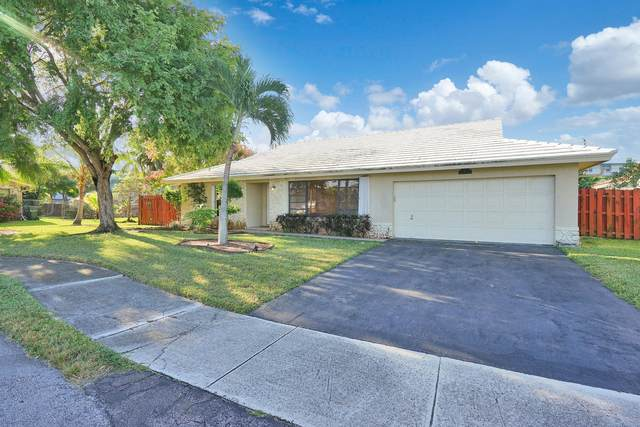 7602 NW 18th Place, Margate, FL 33063 (#RX-10606251) :: Ryan Jennings Group