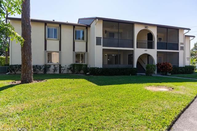 5990 Whispering Pine Way A-1, Greenacres, FL 33463 (#RX-10606268) :: Ryan Jennings Group
