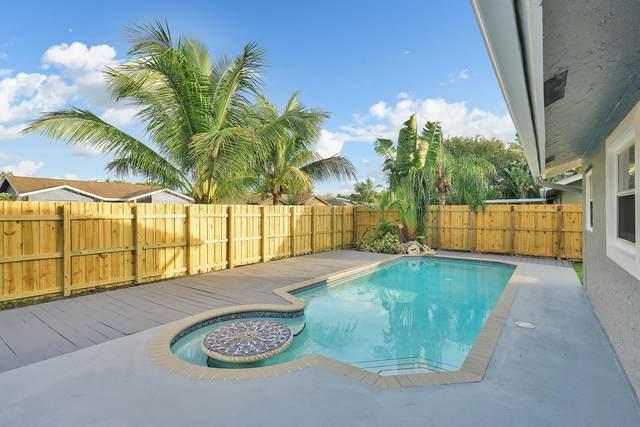 860 NW 49th Way, Coconut Creek, FL 33063 (#RX-10606289) :: Ryan Jennings Group