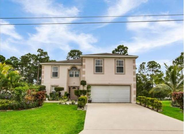 1670 SW Buttercup Avenue, Port Saint Lucie, FL 34953 (#RX-10606306) :: The Reynolds Team/ONE Sotheby's International Realty