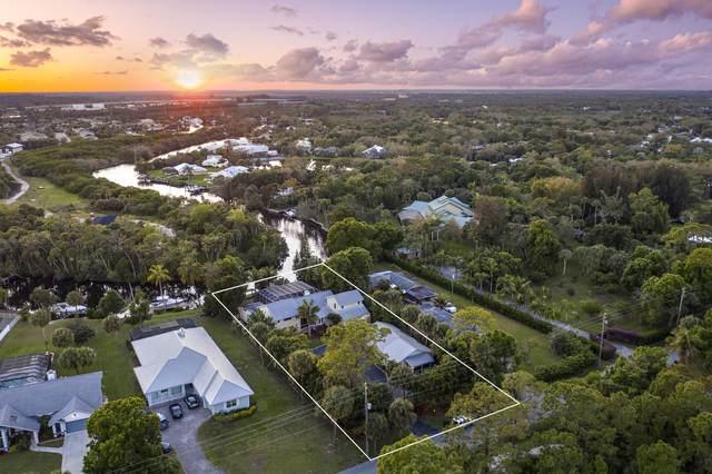 6890 SW Gaines Avenue, Stuart, FL 34997 (MLS #RX-10606326) :: Berkshire Hathaway HomeServices EWM Realty
