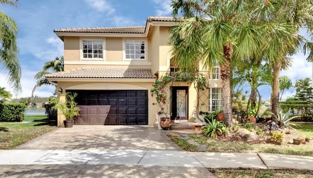 385 SW 205th Avenue, Pembroke Pines, FL 33029 (#RX-10606347) :: Ryan Jennings Group