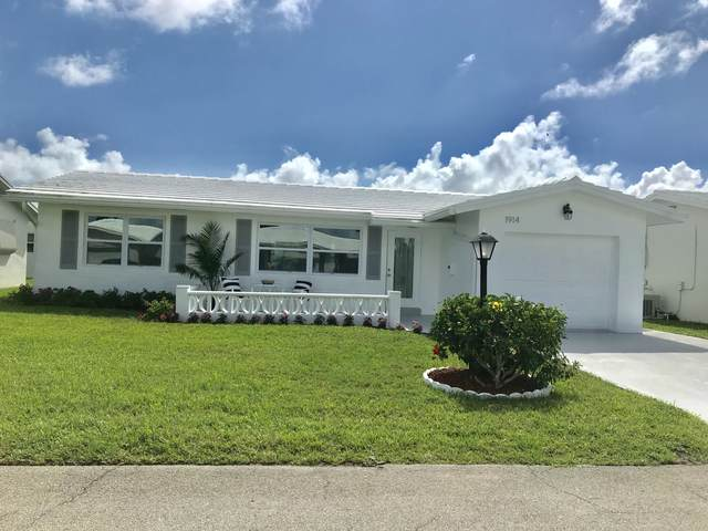 1914 SW 12th Avenue, Boynton Beach, FL 33426 (#RX-10606418) :: Ryan Jennings Group