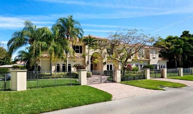 910 Allamanda Drive, Delray Beach, FL 33483 (#RX-10606424) :: Ryan Jennings Group