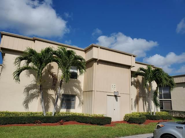 466 Piedmont J, Delray Beach, FL 33484 (#RX-10606450) :: Ryan Jennings Group