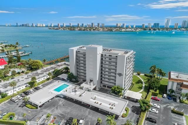 3040 Lake Shore Drive #504, Riviera Beach, FL 33404 (#RX-10606502) :: Ryan Jennings Group