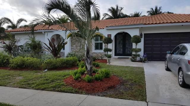670 SW 18th Street, Boca Raton, FL 33486 (#RX-10606510) :: Ryan Jennings Group