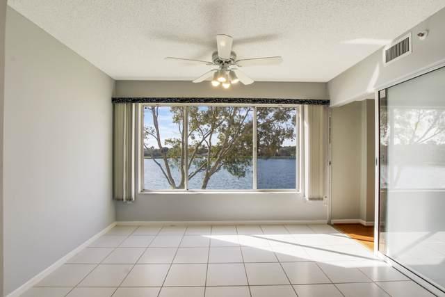 6096 Huntwick Terrace #306, Delray Beach, FL 33484 (#RX-10606550) :: Ryan Jennings Group