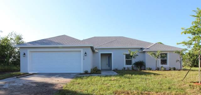 3367 Ludlow Street, Port Saint Lucie, FL 34953 (#RX-10606571) :: The Reynolds Team/ONE Sotheby's International Realty