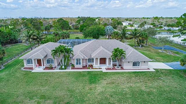 2197 Fawn Drive, Loxahatchee, FL 33470 (MLS #RX-10606578) :: The Jack Coden Group