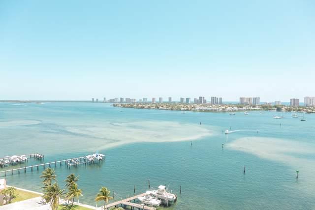 2650 Lake Shore Drive #806, Riviera Beach, FL 33404 (#RX-10606586) :: Ryan Jennings Group
