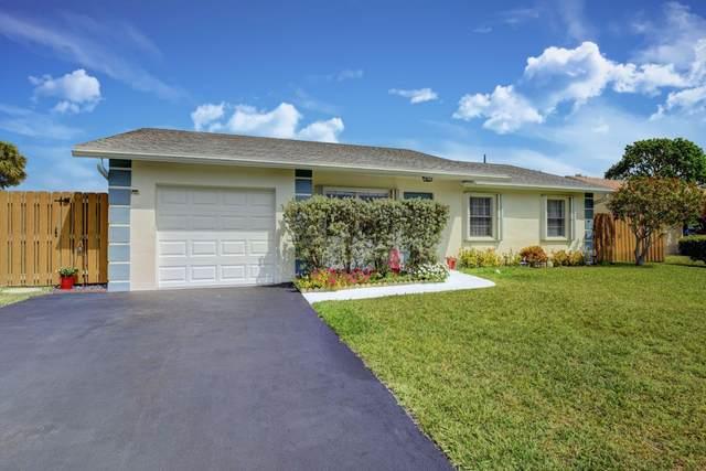 9339 Southampton Place, Boca Raton, FL 33434 (#RX-10606595) :: Ryan Jennings Group
