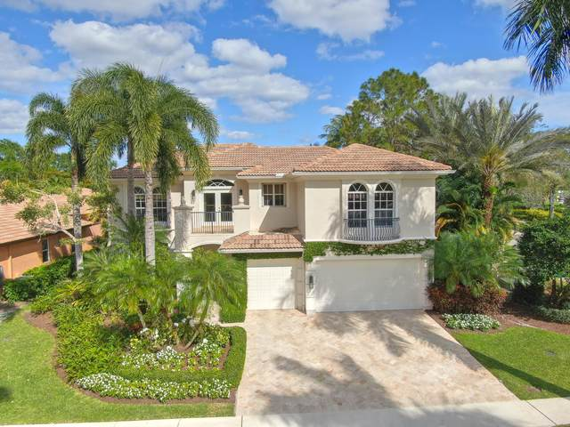 16038 Laurel Creek Drive, Delray Beach, FL 33446 (#RX-10606602) :: Ryan Jennings Group
