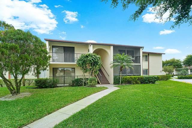 4821 Sable Pine Circle D1, West Palm Beach, FL 33417 (#RX-10606607) :: The Reynolds Team/ONE Sotheby's International Realty