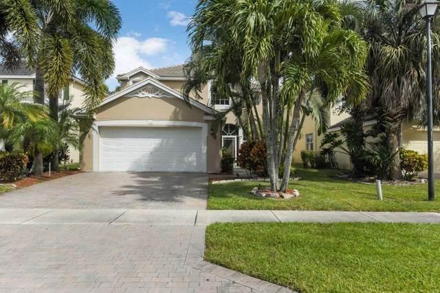132 Hamilton Terrace, Royal Palm Beach, FL 33414 (#RX-10606620) :: Ryan Jennings Group