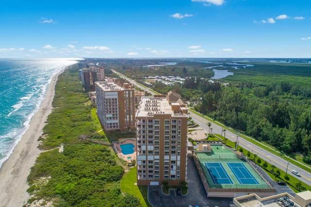 4160 N Highway A1a #703, Hutchinson Island, FL 34949 (MLS #RX-10606673) :: Berkshire Hathaway HomeServices EWM Realty