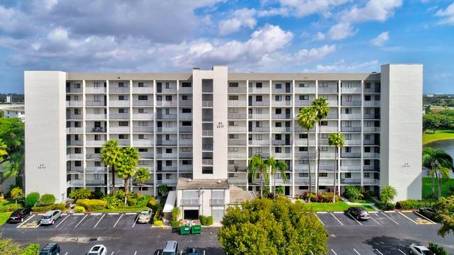 2217 Cypress Island Drive #206, Pompano Beach, FL 33069 (#RX-10606696) :: Ryan Jennings Group