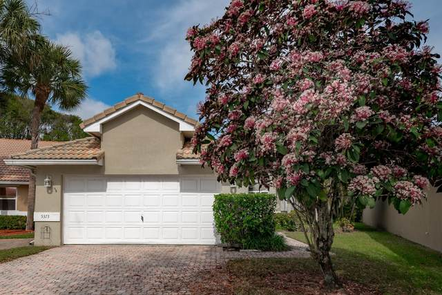 5373 Grande Palm Circle, Delray Beach, FL 33484 (#RX-10606718) :: Ryan Jennings Group