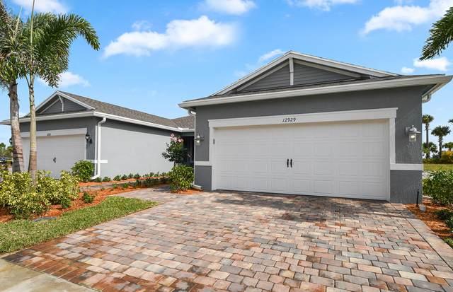12815 SW Gingerline Drive, Port Saint Lucie, FL 34987 (#RX-10606724) :: Ryan Jennings Group