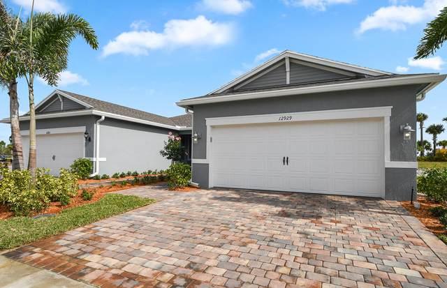 12821 SW Gingerline Drive, Port Saint Lucie, FL 34987 (#RX-10606731) :: Ryan Jennings Group
