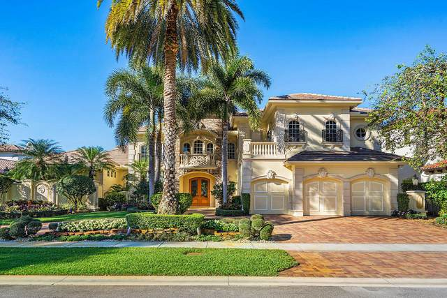 8417 Del Prado Drive, Delray Beach, FL 33446 (#RX-10606824) :: Ryan Jennings Group