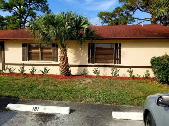375 Glenwood Drive, West Palm Beach, FL 33415 (#RX-10606855) :: Ryan Jennings Group