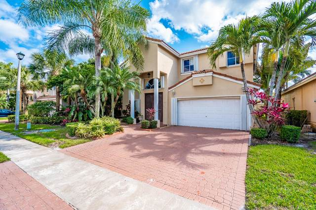 15630 SW 16th Court, Pembroke Pines, FL 33027 (#RX-10606862) :: Ryan Jennings Group
