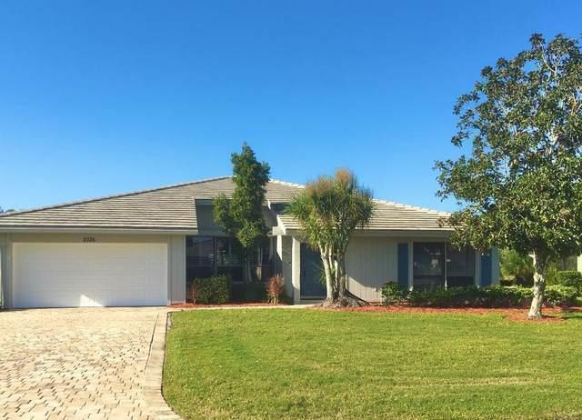 2326 SW Creekside Drive, Palm City, FL 34990 (#RX-10606908) :: Ryan Jennings Group
