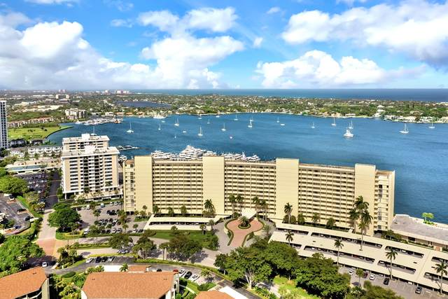 136 Lakeshore Drive #311, North Palm Beach, FL 33408 (#RX-10606921) :: Ryan Jennings Group