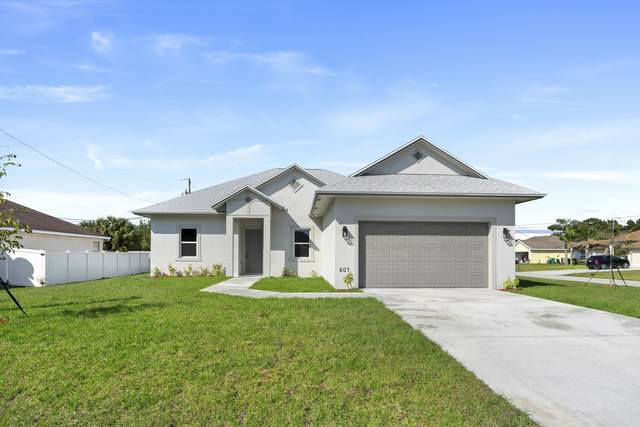 601 SW Mchole Avenue, Port Saint Lucie, FL 34953 (#RX-10606947) :: Ryan Jennings Group