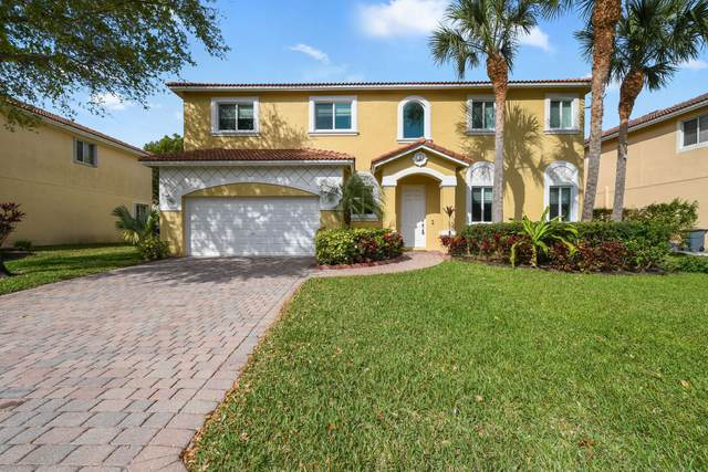 118 Two Pine Drive, Greenacres, FL 33413 (#RX-10606957) :: Ryan Jennings Group