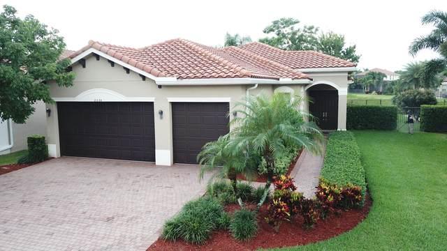 8336 Serena Creek Avenue, Boynton Beach, FL 33473 (#RX-10606971) :: The Reynolds Team/ONE Sotheby's International Realty