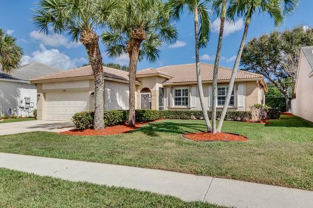 3762 Spring Crest Court, Lake Worth, FL 33467 (#RX-10607030) :: Ryan Jennings Group