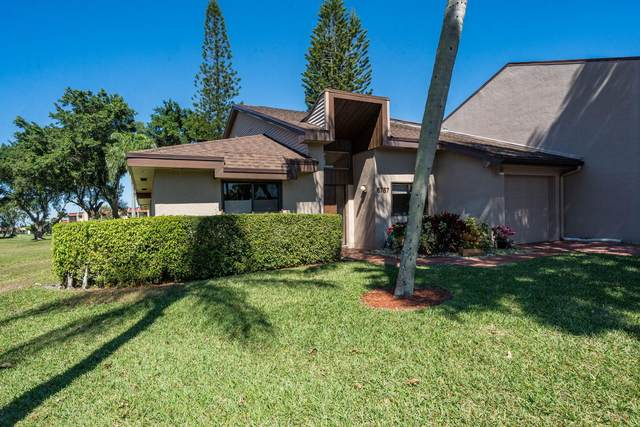 6757 Versailles Court, Lake Worth, FL 33467 (#RX-10607053) :: Ryan Jennings Group