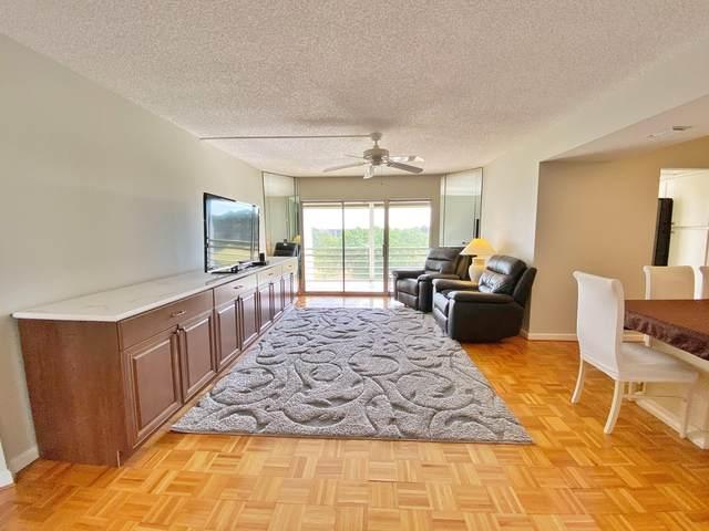 3597 Birdie Drive #602, Lake Worth, FL 33467 (#RX-10607082) :: Ryan Jennings Group