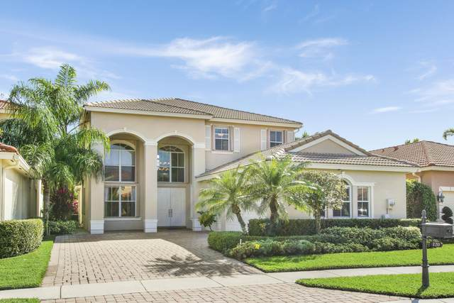120 Via Condado Way, Palm Beach Gardens, FL 33418 (#RX-10607129) :: Ryan Jennings Group