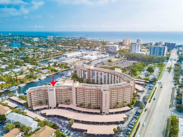 2731 NE 14th St Causeway #909, Pompano Beach, FL 33062 (#RX-10607151) :: Ryan Jennings Group