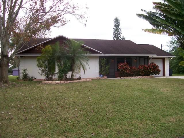 1358 SW Dalton Avenue, Port Saint Lucie, FL 34953 (#RX-10607205) :: Ryan Jennings Group