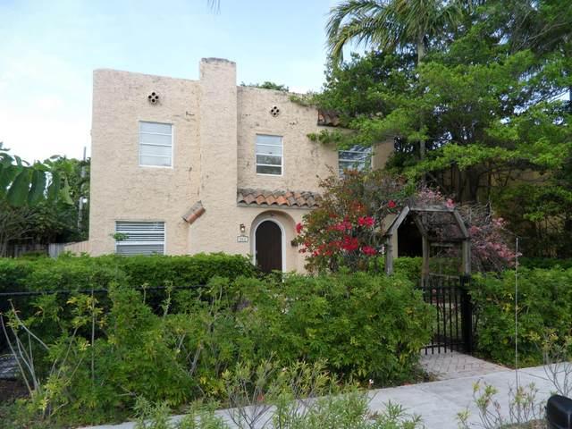 521 38th Street, West Palm Beach, FL 33407 (#RX-10607241) :: The Reynolds Team/ONE Sotheby's International Realty